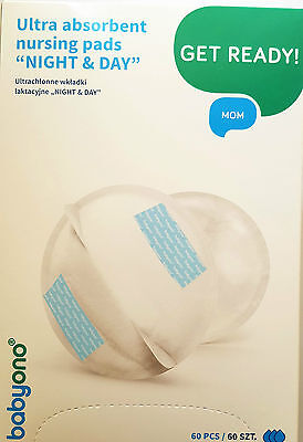 Babyono Cotton Disposable Breast Pads/nipple Protectors - Various Quantities