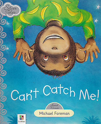 Can't Catch Me! by Michael Foreman (Paperback) New Book