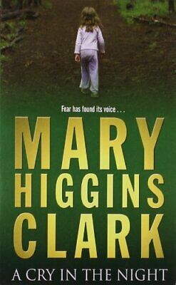 A Cry In The Night by Clark, Mary Higgins Paperback Book The Cheap Fast Free