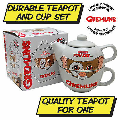 Gremlins Gizmo Tea Pot and Cup Set - Official