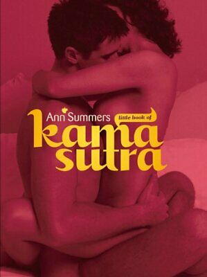 Ann Summers Little Book of Kama Sutra by Ann Summers Hardback Book The Cheap