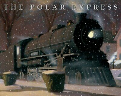 The Polar Express by Van Allsburg, Chris Paperback Book The Cheap Fast Free Post