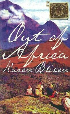 Out of Africa (Pocket Penguins) by Blixen, Karen Paperback Book The Cheap Fast