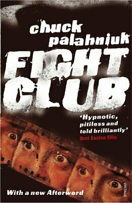 Fight Club by Palahniuk, Chuck Paperback Book The Cheap Fast Free Post