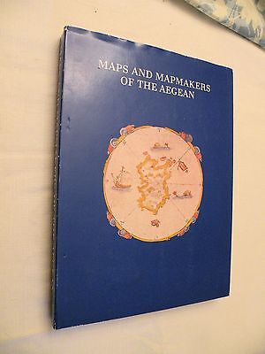 Cartography Reference Book MAPS AND MAP-MAKERS OF THE AEGEAN