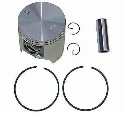 Suzuki TS125R piston kit + 2.00mm oversize (1990-1996) 58.00mm bore size