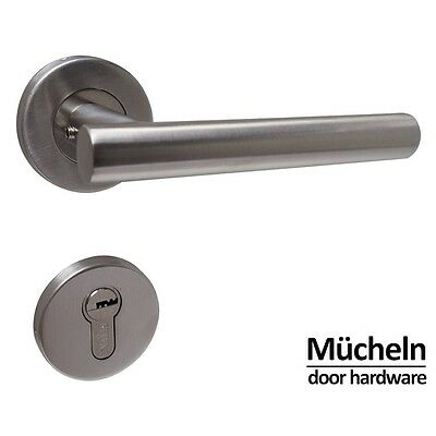 STAINLESS STEEL Door Handle ENTRANCE I Traunreut