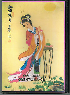 Oriental Images - Over 3000 Oriental Images Cd
