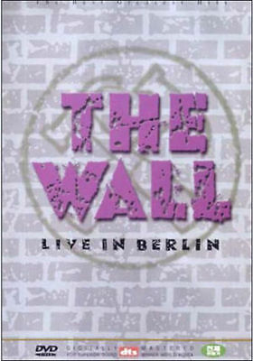 Pink Floyd / Roger Waters The Wall: LIVE In Berlin (1989) DVD *NEW dts