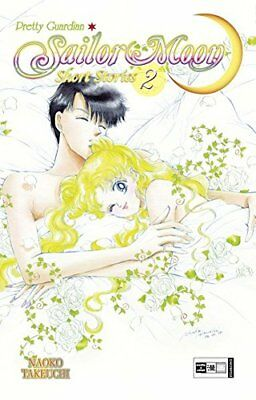 Pretty Guardian Sailor Moon Short Stories 2 Manga