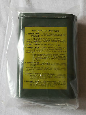 YUGOSLAVIA (JNA) - Army/Military SOLDIERS Personal FIRST AID KIT (LPD)