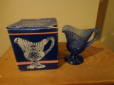 Avon Fostoria The Mount Vernon Sauce Pitcher