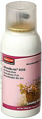 Rubbermaid Commercial {FG4012591} Refill for Microburst 3000 Country Delight AOI