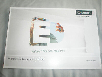 Smart Fortwo Electric drive brochure Mar 2010 French text