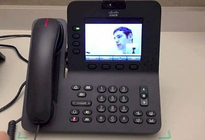 Cisco 8945G CP-8945G VOIP Call Manager SIP 7965 7940G