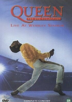 QUEEN: Live At Wembley Stadium (1986) DVD *NEW dts