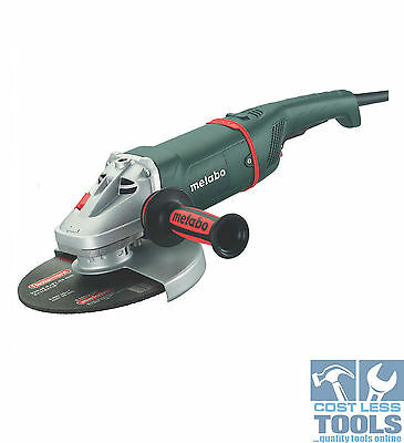 """Metabo 230mm (9"""") 2400w Angle Grinder W24230"""