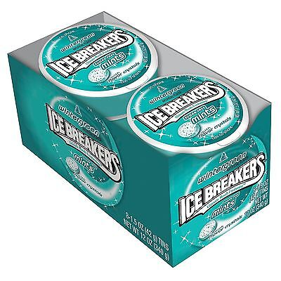 Ice Breakers Wintergreen Mints - 8ct.  Candy Mints