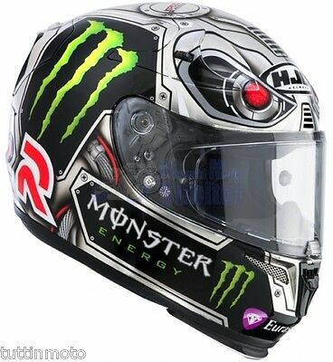 Casco Casque Helmet Helm Capacete Hjc Rpha10-Plus Lorenzo Speed Machine Tg S