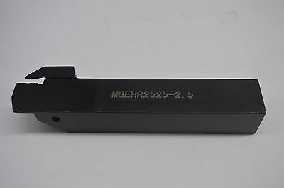 25mm×25mm MGEHR2525-6 Lathe External Grooving Cut-Off MGMN600-M Insert Holder
