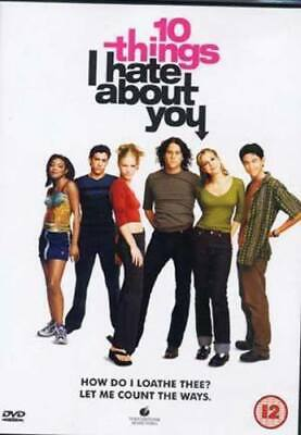 10 Things I Hate About You DVD Julia Stiles