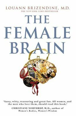 The Female Brain by Brizendine MD, Louann Paperback Book The Cheap Fast Free