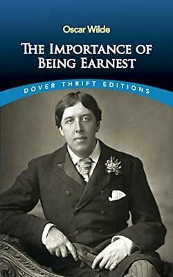 The Importance of Being Earnest (Dover Thrift Editi... by Wilde, Oscar Paperback