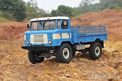 CROSS-RC Truck GC4 4x4 Kit 1:10