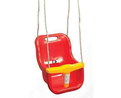 Toddler Outdoor Swing Adjustable Rope Garden Safety Swing Seat CE Standards