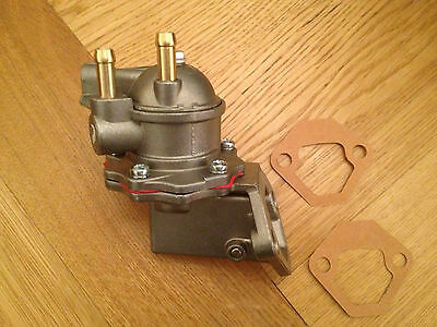 New Fiat X19 X1/9 Mechanical Fuel Pump Complete With Two Gaskets