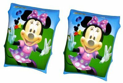 Disney Minnie Mouse Swimming Armbands 3-6 Years