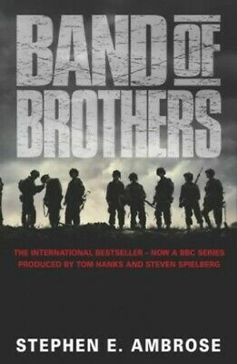 Band Of Brothers by Ambrose, Stephen E. Paperback Book The Cheap Fast Free Post