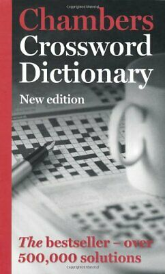 Chambers Crossword Dictionary, 3rd edition by (Ed.), Chambers Book The Cheap