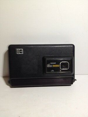 Vintage Kodak Disc 6000 Camera With In Good Shape Made In Usa