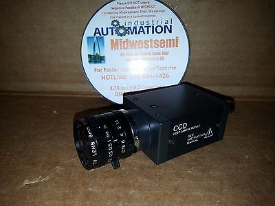 Freeshipsameday Sony Ccd Xc-St51Ce Video Camera Module Lens 6Mm 1:1.4 Xcst51Ce