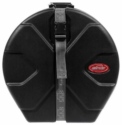 SKB 1SKB-D6514 Roto-molded 6.5 x 14 Padded Snare Drum Case