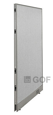 GOF Office Partition 30w X 60h Full Fabric Panel / Office Divider