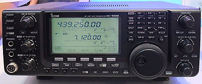 Icom Ic-9100 Ic9100 Hf Vhf Uhf Transceiver Radio Service Repair Manual
