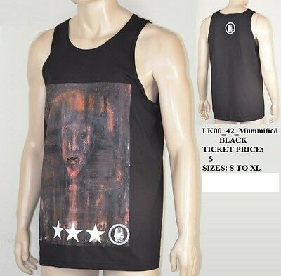Last Kings Mummified Tank Top Shirt Last Kings White Sublimated Tank Top S-2X
