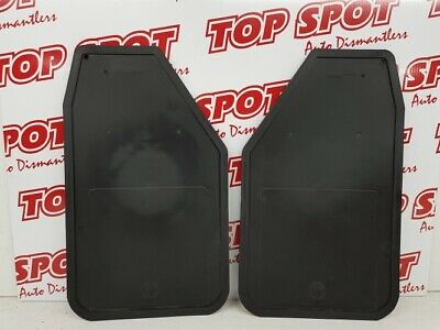 universal 4x4 heavy duty mud flaps pair new 28.5 x 47.5 Ford Nissan Toyota Mazda