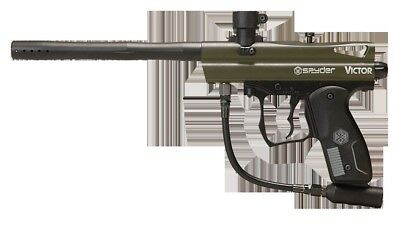Paintball Spyder Victor Paintball Marker - Olive