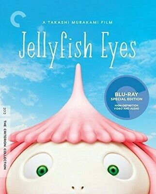 Jellyfish Eyes (Criterion Collection) [New Blu-ray] Ac-3/Dolby Digital, Digita