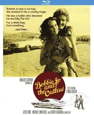 Bobbie Jo and the Outlaw [New Blu-ray]