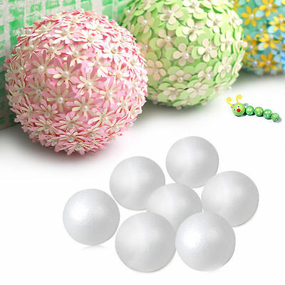 100mm Modelling Polystyrene Styrofoam Foam Ball Ball Modelling Craft Decoration