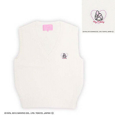 Sanrio My Melody School Vest (White)