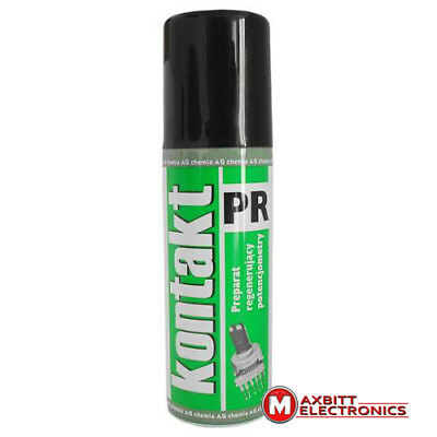 Kontakt PR - Cleaning Components and Electrical Connections Spray 60ml