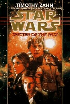 Specter of the Past: Star Wars by Zahn, Timothy Hardback Book The Cheap Fast