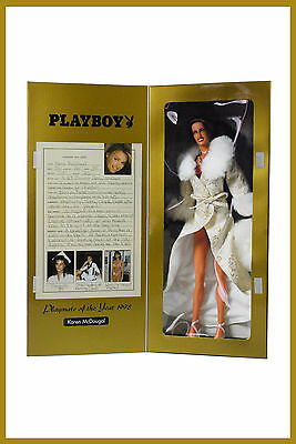 1998 Karen McDougal Playmate Of The Year Series II Limited Edition Fashion Doll