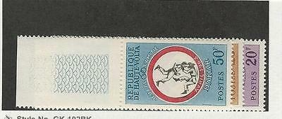 Burkina Faso, Postage Stamp, #108-110 Mint NH, 1963