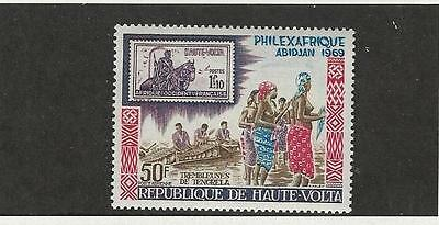 Burkina Faso, Postage Stamp, #C62 Mint NH, 1969